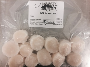 Sea Scallops (Roe Off)